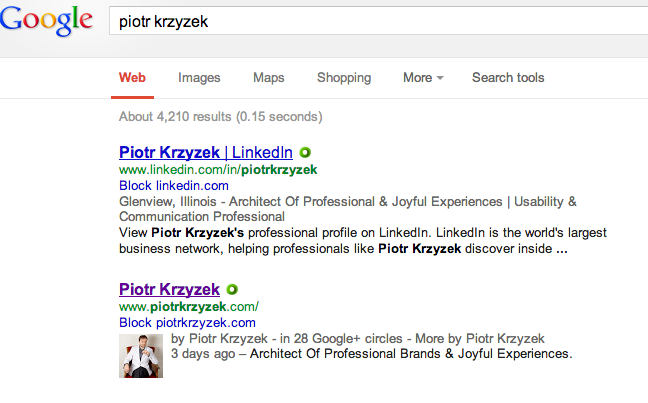 How to Display Your Profile Picture in Google Search   Authorship